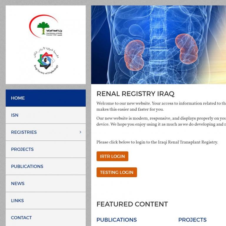 Renal Registry Iraq