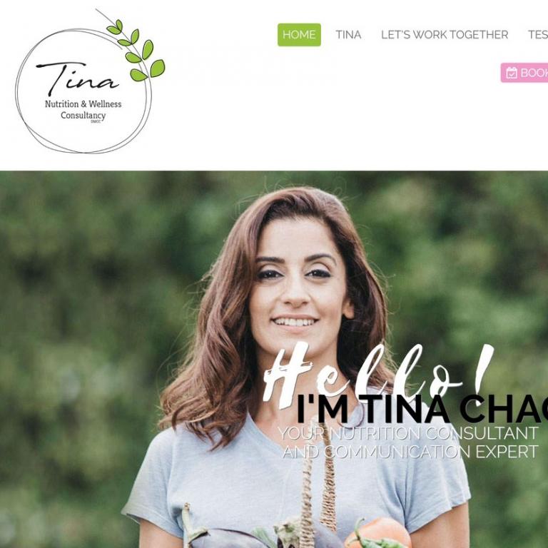 Tina Chagoury