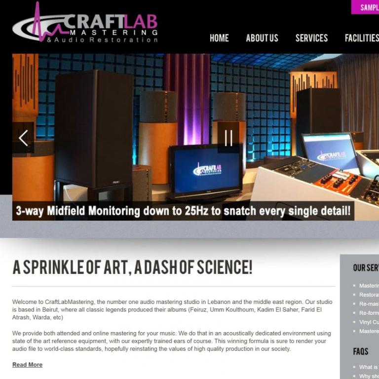 CraftLabMastering